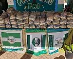Prefeitura de Parazinho e Secretaria de Educação, realizam a 5° etapa de distribuição de kits da merenda escolar
